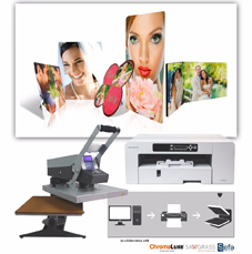 HD Metal Print _Digital Sublimation Print System