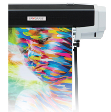 "Sawgrass 25"" 8-Color Sublimation Printer"